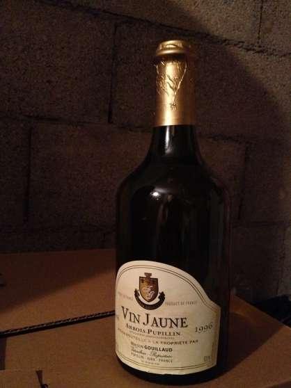 12 Bouteilles Vin Jaune 1996 Pupillin Go
