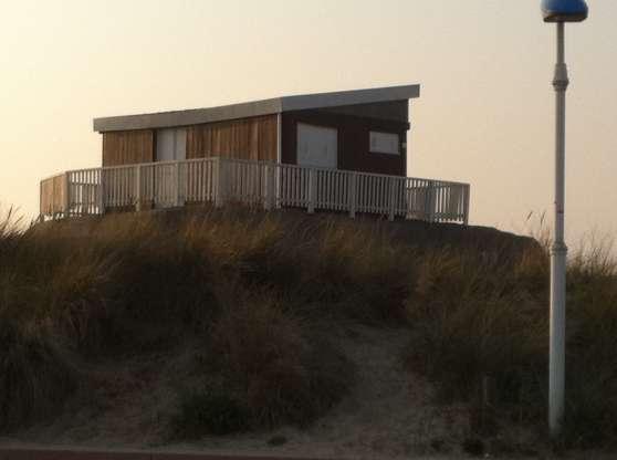 Chalet bord de mer vue 360 calais immobilier a vendre mobil home chalets calais - Chalet de jardin occasion a vendre ...
