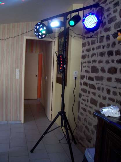 Location jeux de lumière