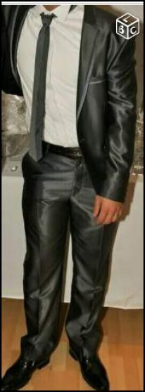 costume homme taille 54