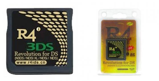 carte R4 3DS