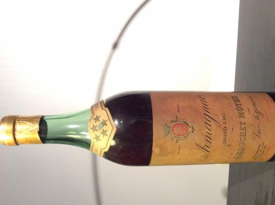 A vendre 1 Armagnac de Bouchet Mothe J. 1913