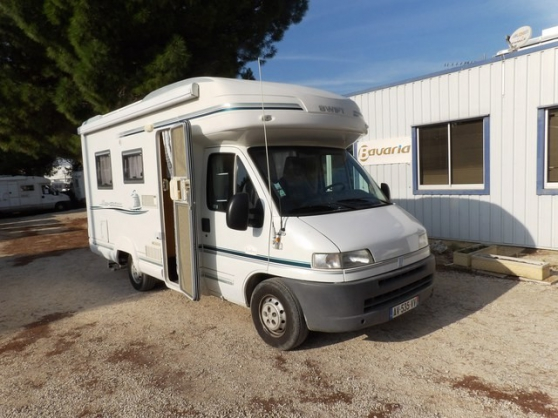 Annonce occasion, vente ou achat 'Camping-car Swift Highland'