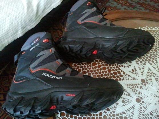 Chaussures Salomon Contagrip gaillarde la Climatherm à Brive N80mnvwO