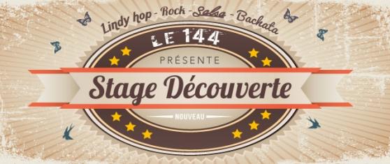 Stage : Lindy hop, Rock, Salsa le 05/11