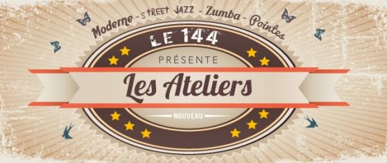 Annonce occasion, vente ou achat 'Ateliers danse le 26 novembre'