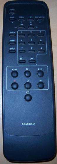 TELECOMMANDE d'origine THOMSON RC6X03NX