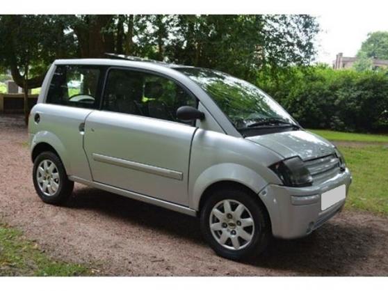 Annonce occasion, vente ou achat 'Voiturette sans permis microcar mc2 auto'