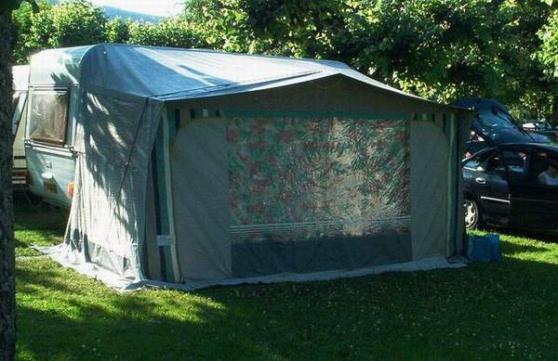 location d'une caravane lac d'Annecy