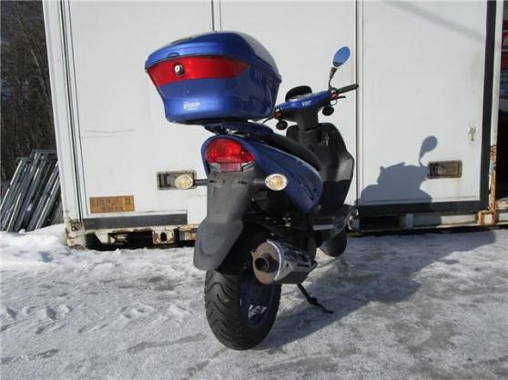 Keeway Scooter 2005 Bleu