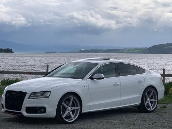 Annonce occasion, vente ou achat 'Audi S5 3.0 TFSI 380 ch SPORTBACK'