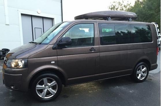 Volkswagen Multivan 2,0 TDI 140 ch