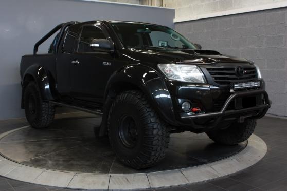 Annonce occasion, vente ou achat 'Toyota HiLux D-4D 143 ch ARCTIC TRUCK'