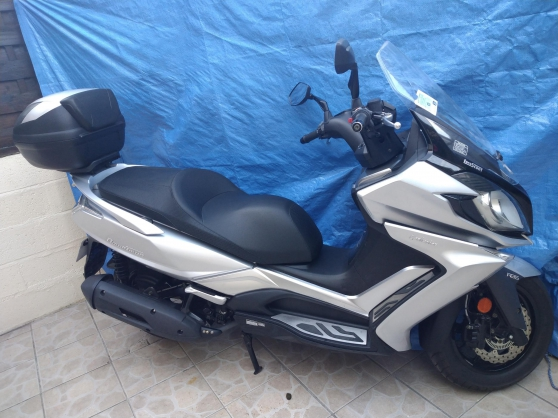 scooter Kymco excluif