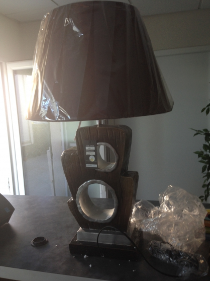 Annonce occasion, vente ou achat 'Lampes à poser DOMODEKO'
