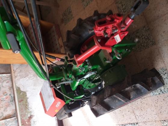 Motoculteur Agria 3400 diesel - Photo 2