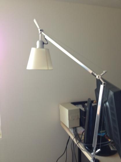 Annonce occasion, vente ou achat 'lampe de bureau Artemide'