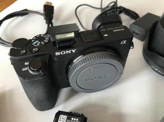 Sony Alpha A 6500