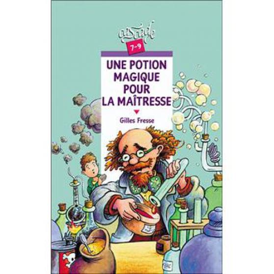 Annonce occasion, vente ou achat 'Une potion magique pour la Maîtresse'