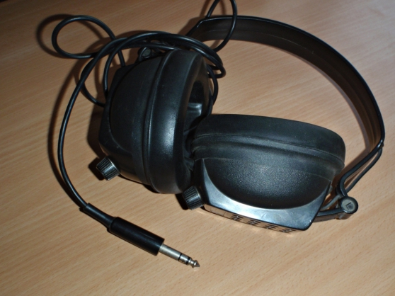 Casque audio prise jack 6,35mm
