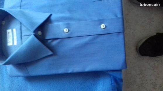 2 Chemise Bleu-Blanc - Photo 2