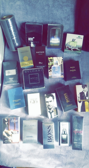 Annonce occasion, vente ou achat 'Divers parfum'