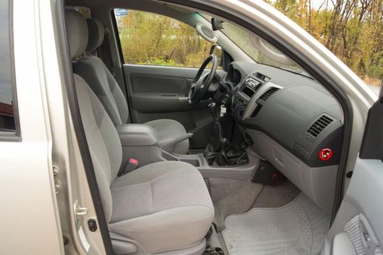Annonce occasion, vente ou achat 'Toyota HiLux SR5 4x4 Diesel'