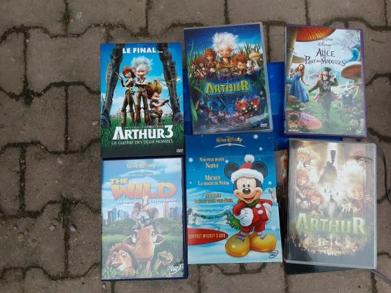 Annonce occasion, vente ou achat 'Dvd'