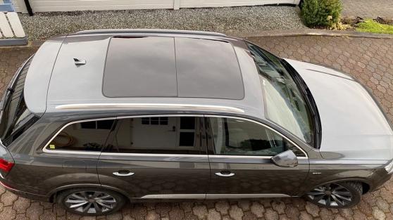 Très jolie Audi Q7 e-tron diesel