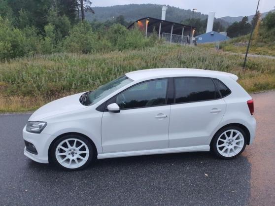 Volkswagen Polo 1.2 90 ch