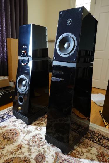 Annonce occasion, vente ou achat 'Verity Audio Amadis S'