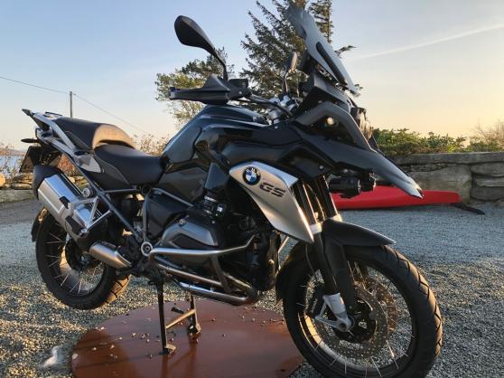 Annonce occasion, vente ou achat 'BMW R1200GS TRIPLE BLACK'