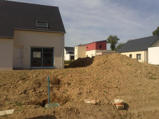 Annonce occasion, vente ou achat 'Donne Terre, suite construction'