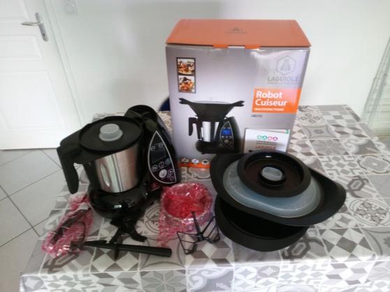 Robot cuiseur laguiole NEUF