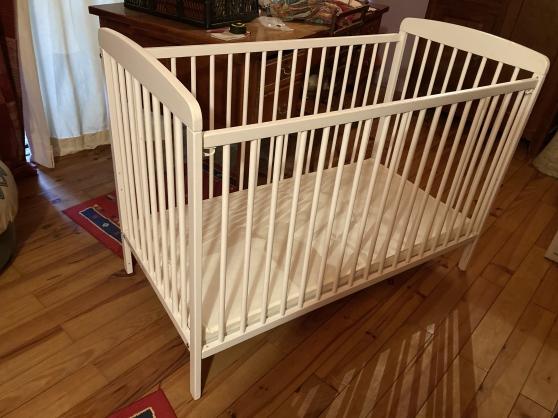 Annonce occasion, vente ou achat 'Lit bébé'