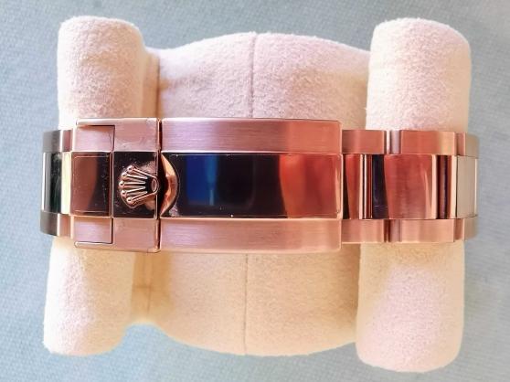 Annonce occasion, vente ou achat 'Rolex Cosmograph Daytona en or Rose'