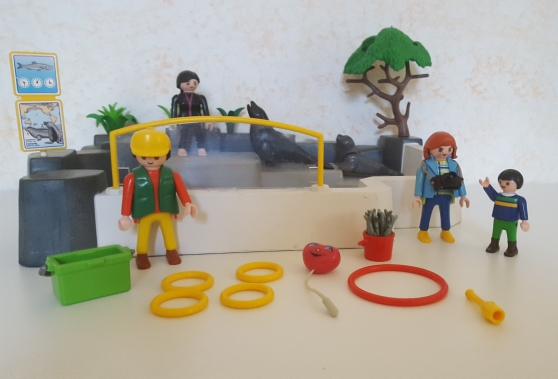 Playmobil 3135 - Superset bassin phoques