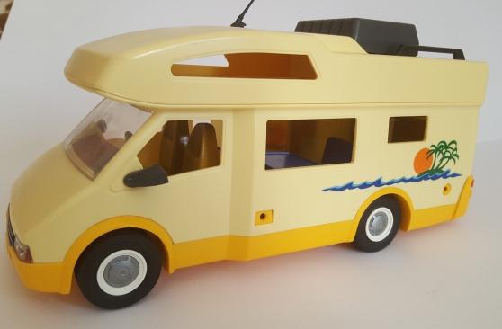 Playmobil 3647 - 1 - Camping car