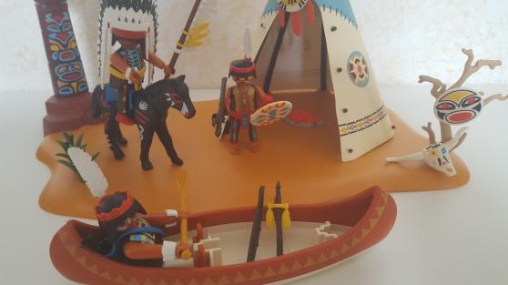 Playmobil 4012 - Superset campement - Photo 2