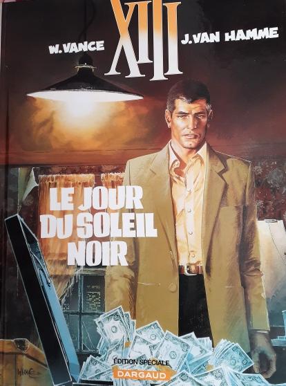 """Un album de """"XIII"""" : """"Le jour du soleil"""