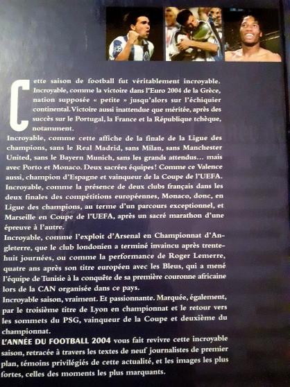 2 ouvrages sur le Football années 2000. - Photo 4