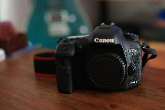 Canon 7Dmark2 + accessoires