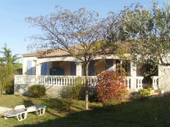 Belle villa plain pied 122 m2