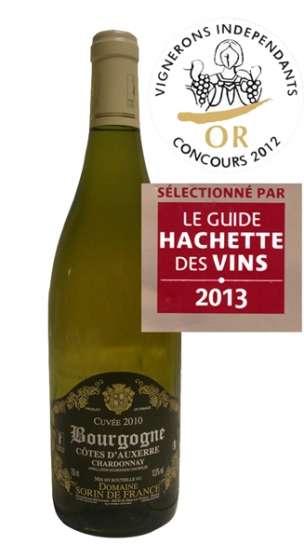Bourgogne Côtes d Auxerre Chardonnay