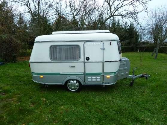 Recherche Camping Car Eriba Occasion
