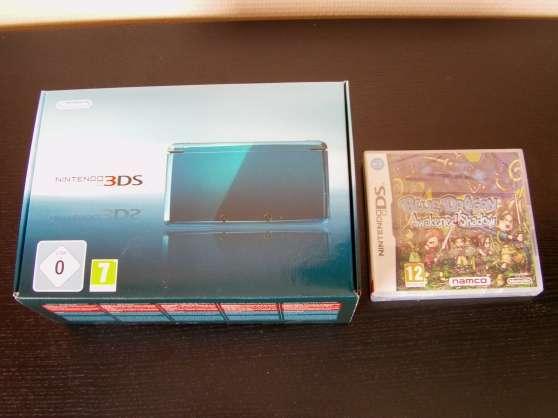 CONSOLE NINTENDO 3DS NEUVE + JEU BLUE DR