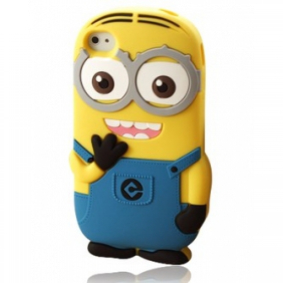 Coque iPhone 5s/6 Minion