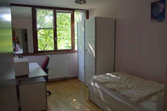 chambres meublées dans T5 de 105m2