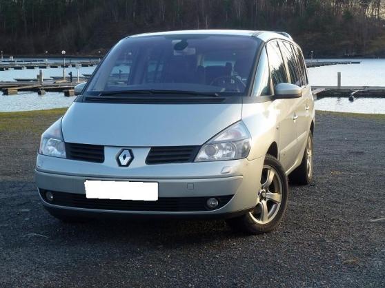Belle voiture Renault Espace 2,2 DCI Pri