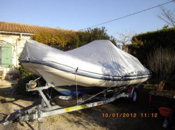 bateau semi rigide capelli tempest 626 l 224 st aubin des bois nautisme bateau 224 st aubin des bois